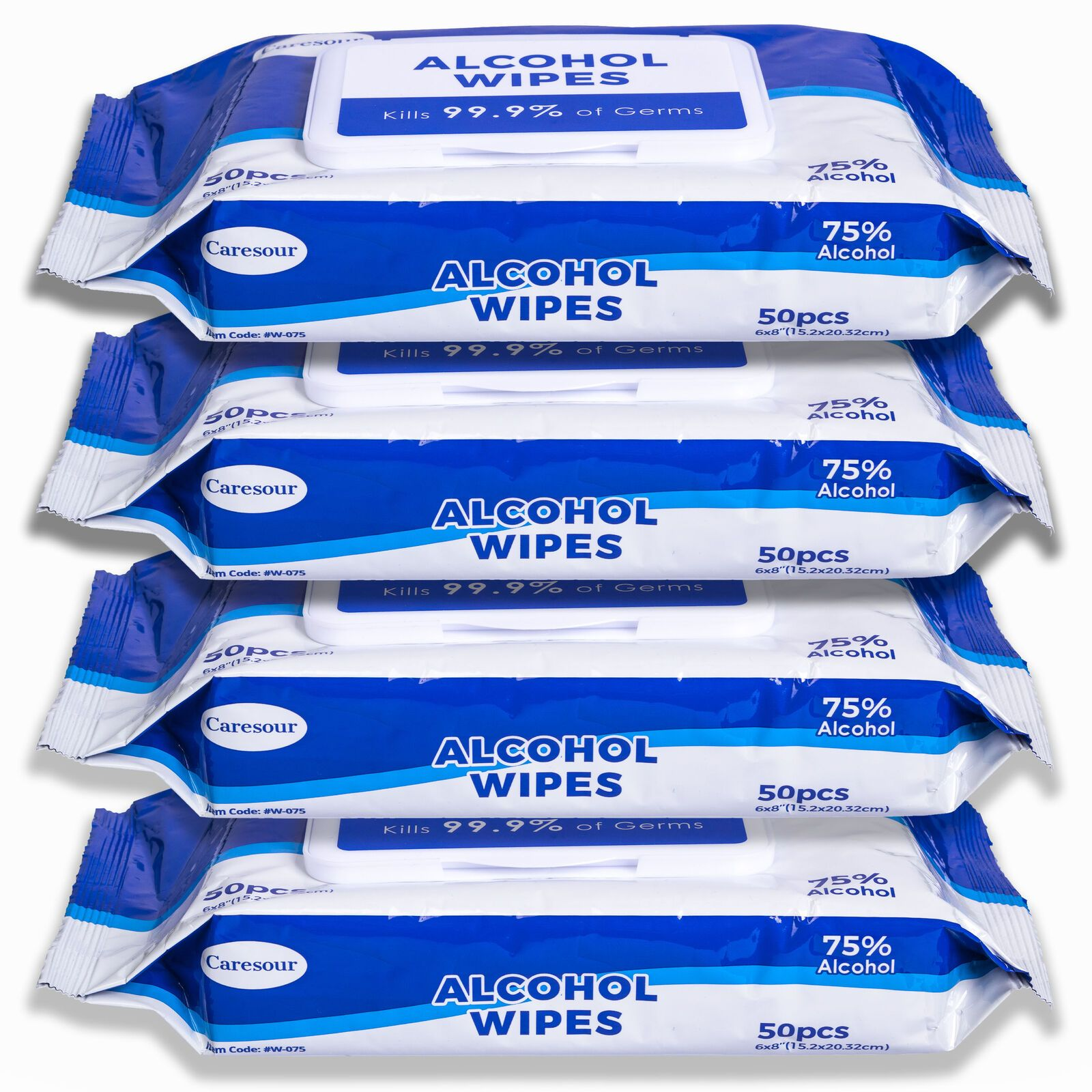 alcohol sanitizer wipes