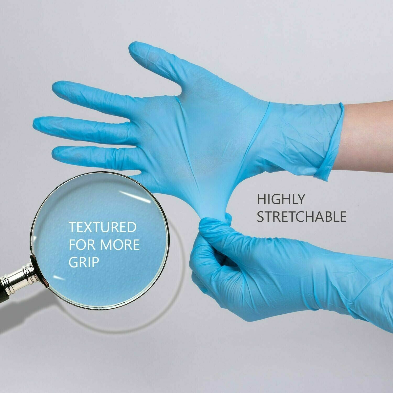 Kids Nitrile Gloves