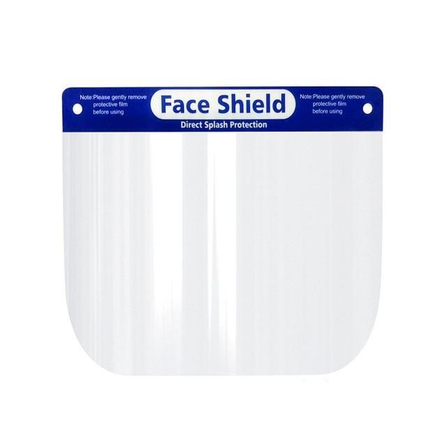 Splash-Proof Face Shield