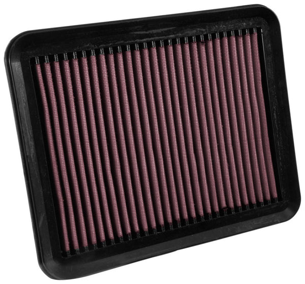 K&N 15-17 Toyota Land Cruiser 2.8L L4 Drop In Air Filter