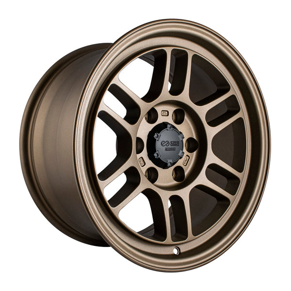 Enkei RPT1 17x9 6x135 Bolt Pattern +12 Offset 106.1 Bore Titanium Gold Wheel