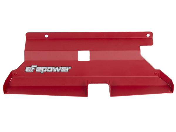 aFe MagnumFORCE Intakes Scoops AIS BMW 3-Series/ M3 (E46) 01-06 L6 - Matte Red