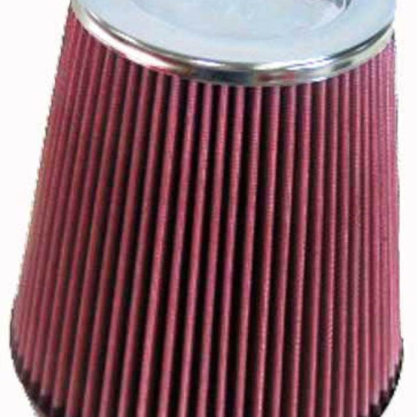 K&N Universal Air Filter 6in Flange ID x 7.5in Base / 5in OD Top x 8in H