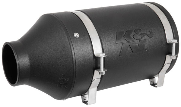 K&N Universal Off-Road Air Intake (Replaces 85-6853)