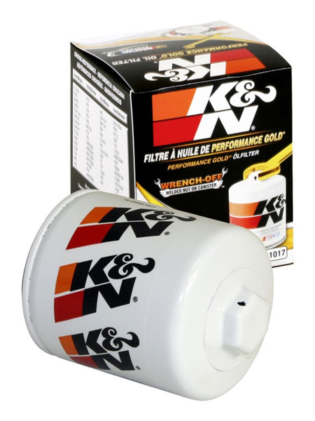 K&N 3.74inch / 2.98 OD Performance Gold Oil Filter