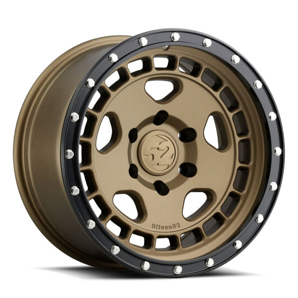 fifteen52 Turbomac HD 17x8.5 6x120 0mm ET 67.1mm Center Bore Block Bronze Wheel