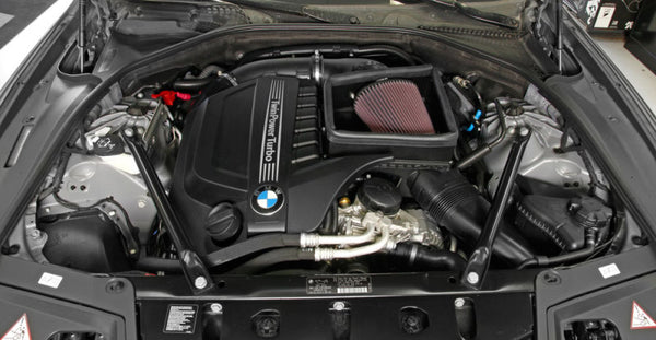 K&N 2011-2016 BMW 535i L6-3.0L F/I Aircharger Performance Intake