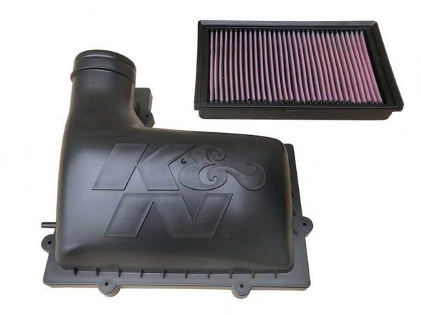 K&N Performance Intake Kit 2013+ Volkswagen Golf MK7