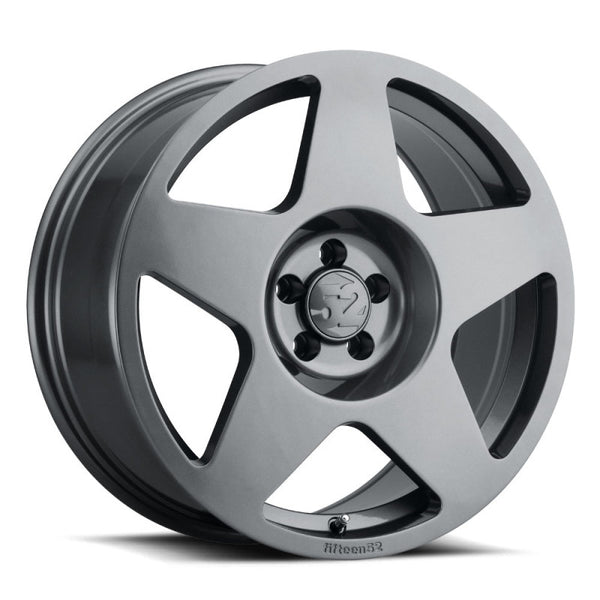 fifteen52 Tarmac 18x8.5 5x108 42mm ET 63.4mm Center Bore Silverstone Grey Wheel