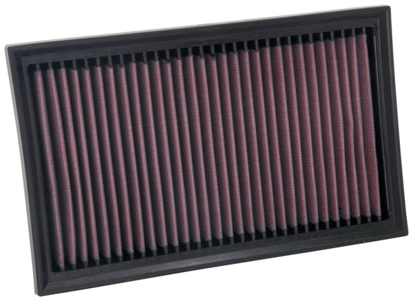 K&N 2019 Volkswagen Jetta 1.4L F/I Replacement Panel Air Filter