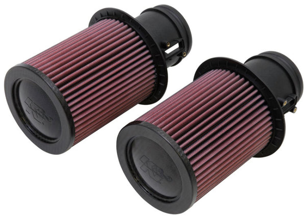 K&N Replacement Air Filter for 09-13 Audi R8 5.2L V10 / 09-13 Lamborghini Gallardo 5.2L V10