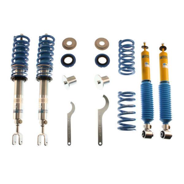 Bilstein B16 2004 Audi S4 Base Front and Rear Performance Suspension System