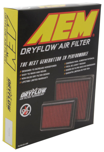 AEM 15-17 Toyota Hilux L4-2.0L DSL DryFlow Air Filter