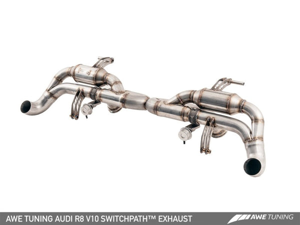 AWE Tuning Audi R8 V10 Coupe SwitchPath Exhaust (2014+)