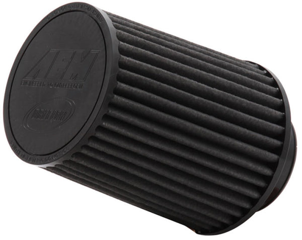 AEM Dryflow 3.25in. X 7in. Round Tapered Air Filter