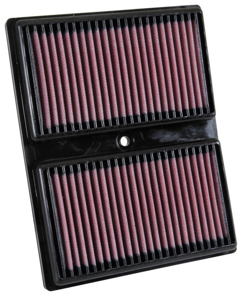 K&N 15-17 Audi A1 L3-1.0L F/l - Replacement Drop In Air Filter