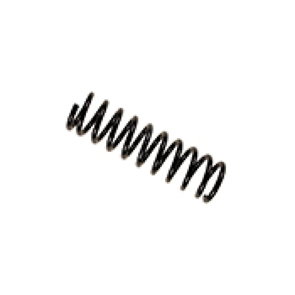 Bilstein B3 89-95 BMW 525i Replacement Rear Coil Spring - Heavy Duty for Standard Suspension