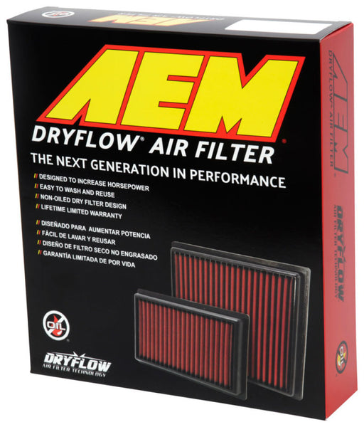 AEM Induction 15-17 Nissan NP300 2.3L DryFlow Air Filter