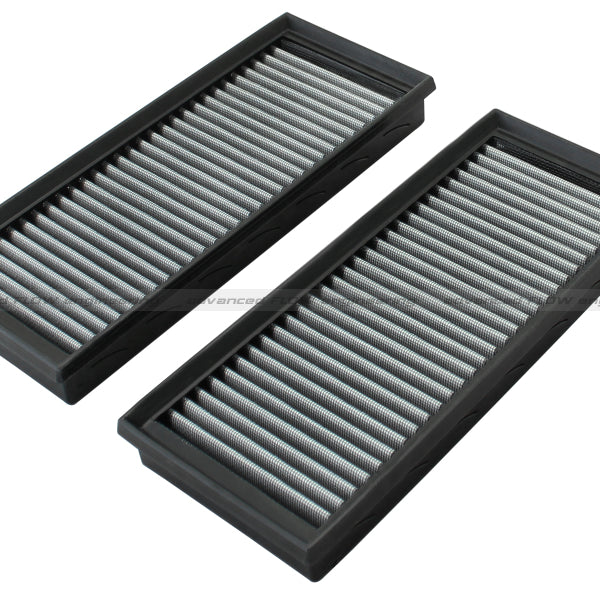 aFe MagnumFLOW OEM Replacement Air Filter Pro DRY S 11-14 Mercedes-Benz AMG CL63/E63/S63 V8
