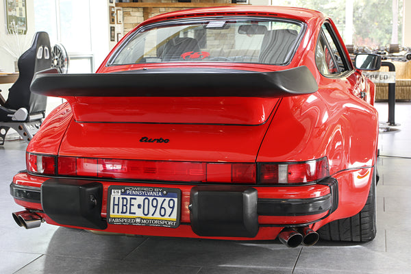 Fabpseed Porsche 911 Turbo 930 Sport Performance Package (1976-1989)