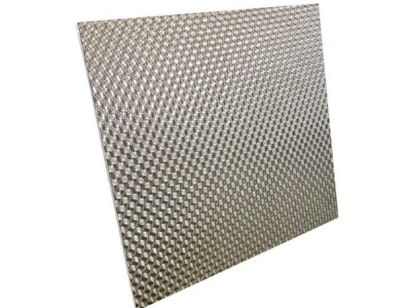 DEI Acoustical Floor & Tunnel Shield Stainless Steel 22in x 19in