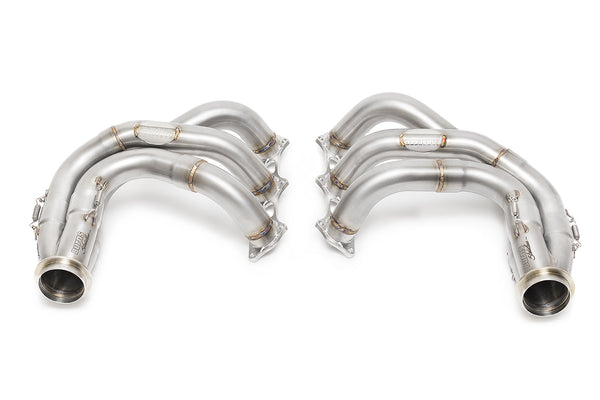 Fabpseed Porsche 991 GT3 / GT3 RS / 911 R Long Tube Competition Race Header System (2014-2016)