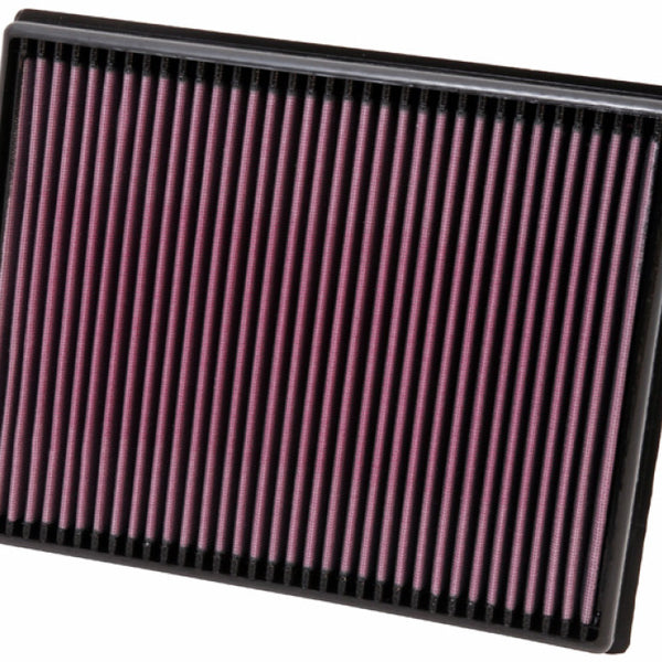 K&N 07-10 BMW X5/X6 3.0L DSL Drop In Air Filter