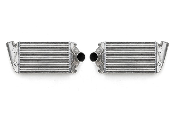 Fabpseed Porsche 996 GT2 Clubsport Intercoolers with Silicone Boost Hose (EVOMS) (2001-2005)