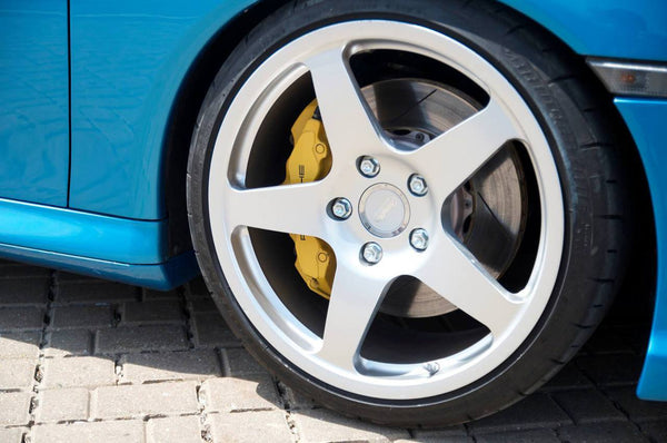 Fabpseed Porsche 996 Turbo GiroDisc Upgraded Brake Rotors (2000-2005)