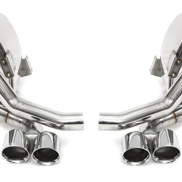 Fabpseed Porsche 997.2 Carrera Maxflo Performance Side Exhaust System (2009-2011)
