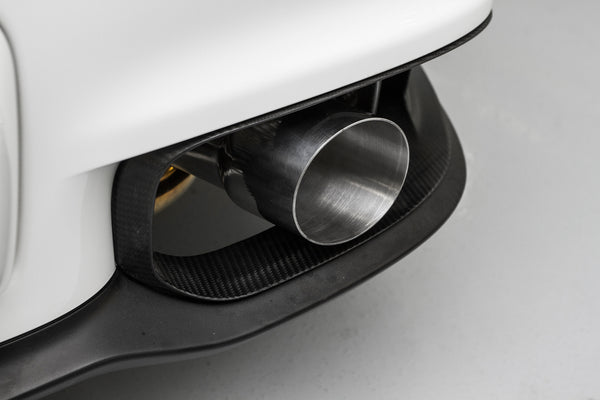 Fabpseed Porsche 997.2 GT2RS 70mm Supersport X-Pipe Exhaust System (2011)