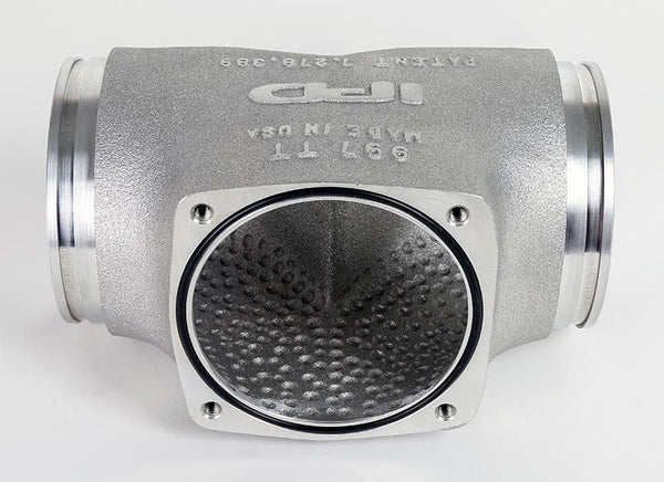 Fabpseed Porsche 997 Turbo IPD Intake Plenum & Y-Pipe (2006-2009)