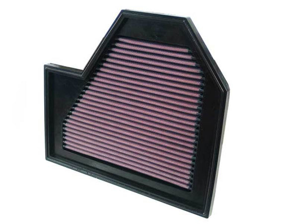 K&N 06 BMW M5 5.0L-V10 (Left) Drop In Air Filter