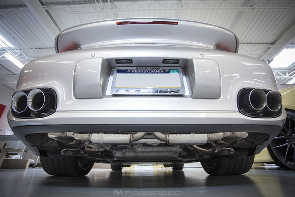 Fabpseed Porsche 997.2 Turbo / Turbo S Supersport Performance Package (2010-2012)