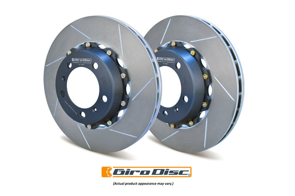 Fabpseed Porsche 987 Boxster / Cayman S GiroDisc Upgraded Brake Rotors