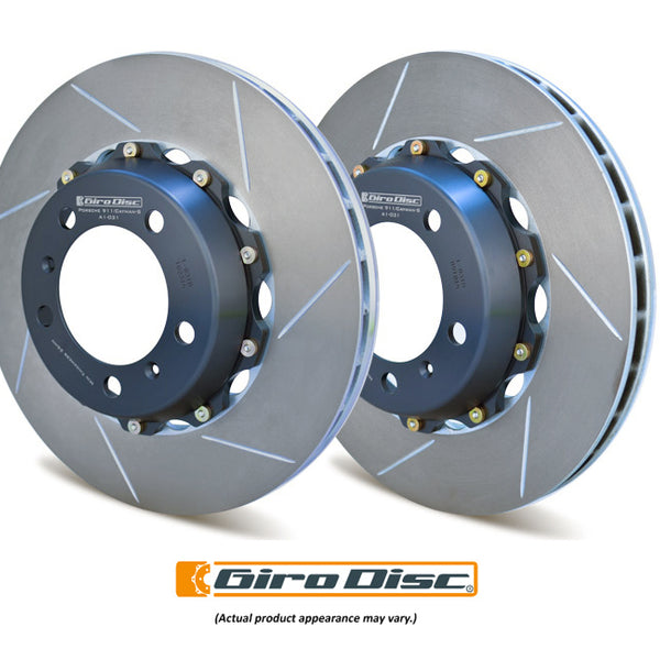 Fabpseed Porsche Cayman GT4 GiroDisc Upgraded Brake Rotors