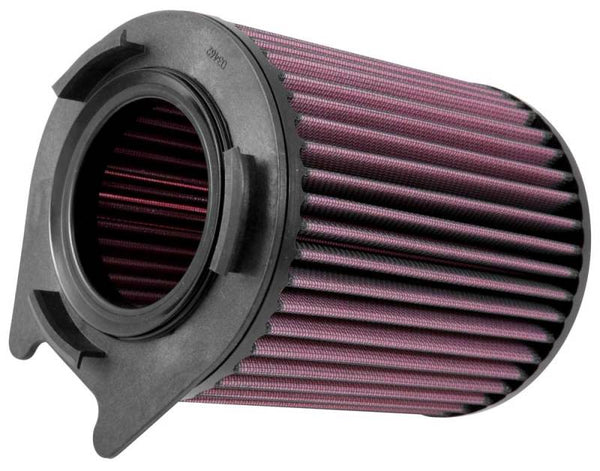 K&N Replacement Round Straight Air Filter for 14-15 Mercedes Benz A45/CLA45/GLA45 AMG 2.0L