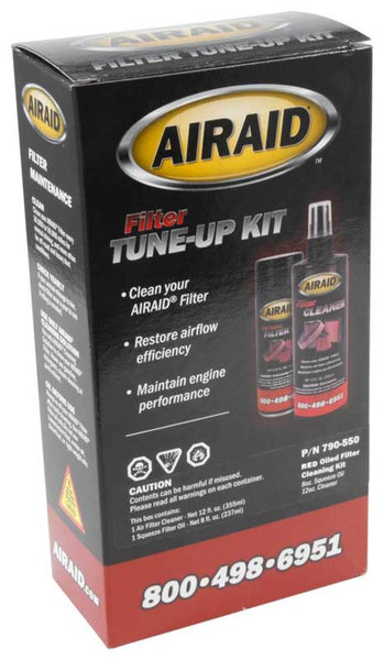 Airaid Renew Kit - 12oz Cleaner / 8oz Squeeze Oil