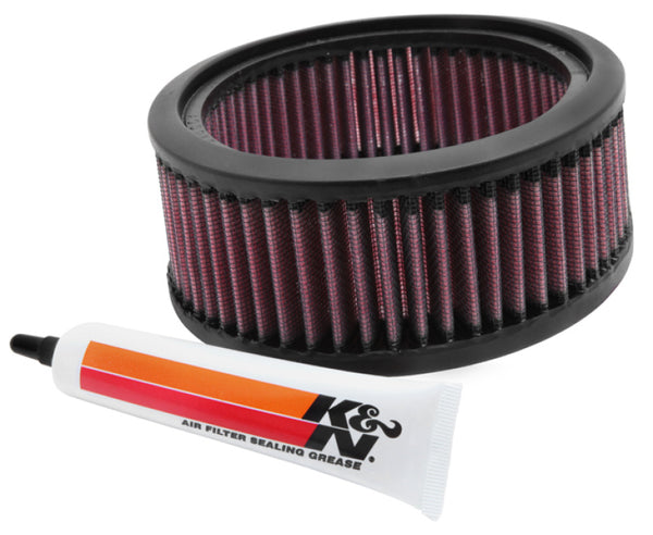 K&N Custom Air Filter Round 4.625in ID / 6in OD / 2.5in Height