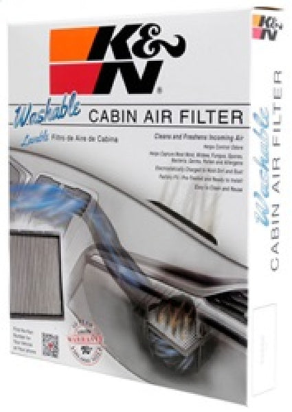 K&N 13-16 Audi SQ5 3.0L V6 Cabin Air Filter