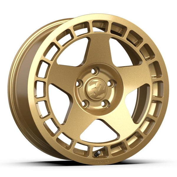 fifteen52 Turbomac 18x8.5 5x112 45mm ET 66.56mm Center Bore Gloss Gold Wheel
