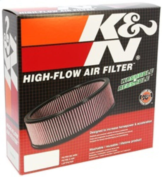 K&N Replacement Air Filter MERCEDES-BENZ 280E,CE,SE 1977-81