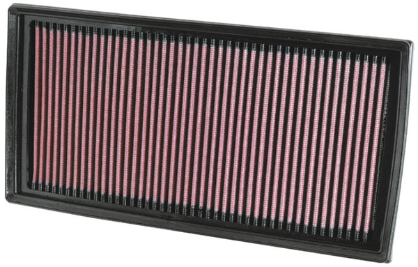 K&N 08 Mercedes Benz CLK63 AMG 6.3L Drop In Air Filter