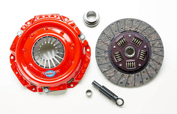 South Bend / DXD Racing Clutch 13-16 Porsche Boxster 2.7L 6-Speed Stg 2 Daily Clutch Kit
