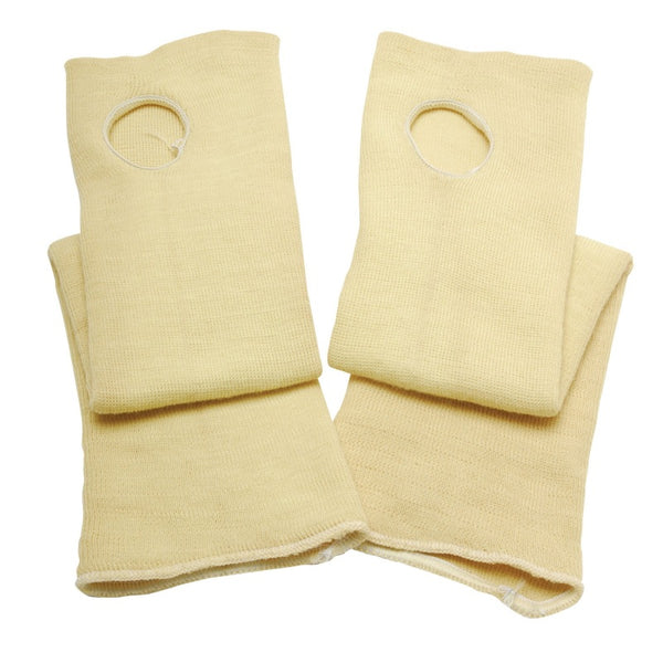 DEI Safety Products Safety Sleeve - Pair - 18in - w/ Thumb Slot