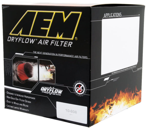 AEM 12-15 Ford Ranger 2.5L F/I DryFlow Air Filter
