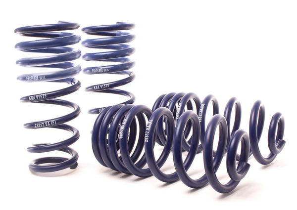 H&R 14-18 BMW X5 xDrive35d/X5 xDrive35i F15 Sport Spring (w/o Self-Leveling/Non 2WD)