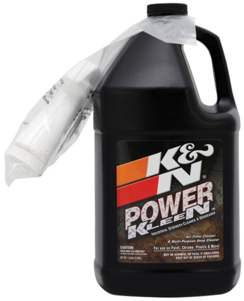 K&N Power Kleen Air Filter Cleaner (1 gallon)