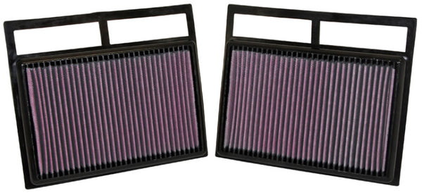 K&N Replacement Air Filter MERCEDES-BENZ CL600 5.5L-V12; 2003 (2 PER BOX)