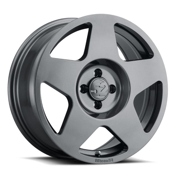 fifteen52 Tarmac 17x7.5 4x100 30mm ET 73.1mm Center Bore Silverstone Grey Wheel